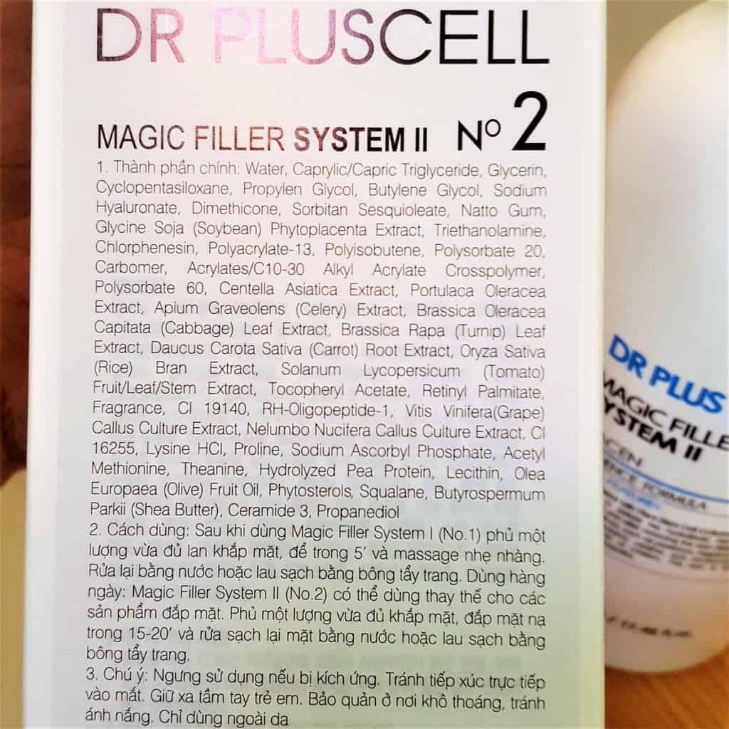 kem massage dr pluscell