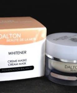 Dược mỹ phẩm Dalton Whitener Cream Mask