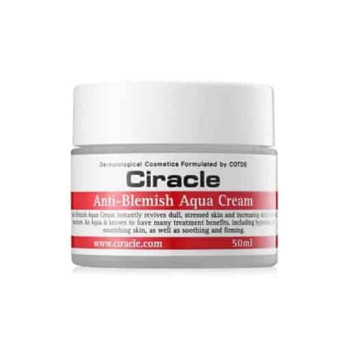Kem dưỡng dành cho da mụn Ciracle Anti-Blemish Aqua Cream 50ml