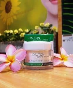 Kem dưỡng giúp làm dịu da tổn thương DALTON- NATURAL CORRECTEUR 24H CARE CREAM