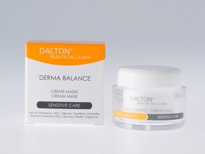 Mặt nạ dưỡng cho da nhạy cảm Dược mỹ phẩm Dalton Derma Balance Cream Mask