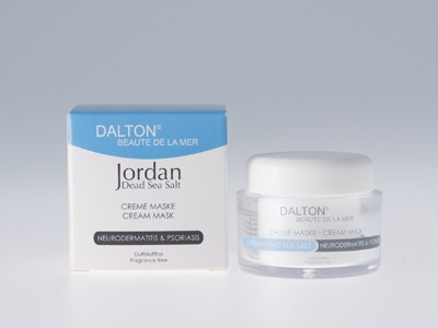 Mặt nạ Mỹ phẩm Dalton Jordan Dead Sea Salt Cream Mask