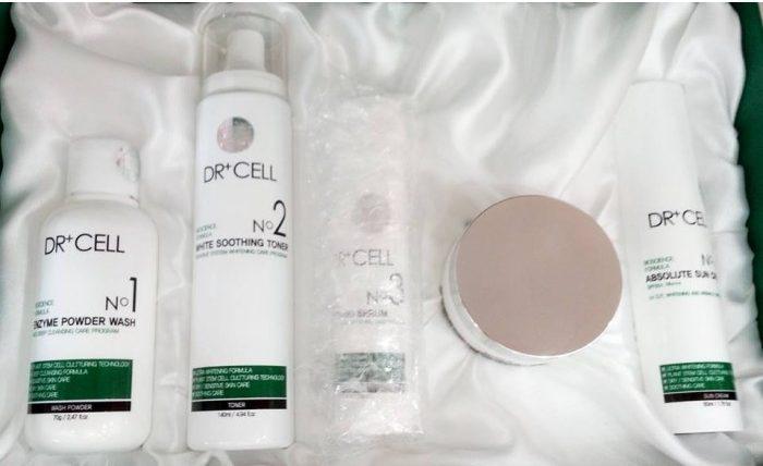 Bộ mỹ phẩm đặc trị nám Hàn Quốc Dr Pluc Cell