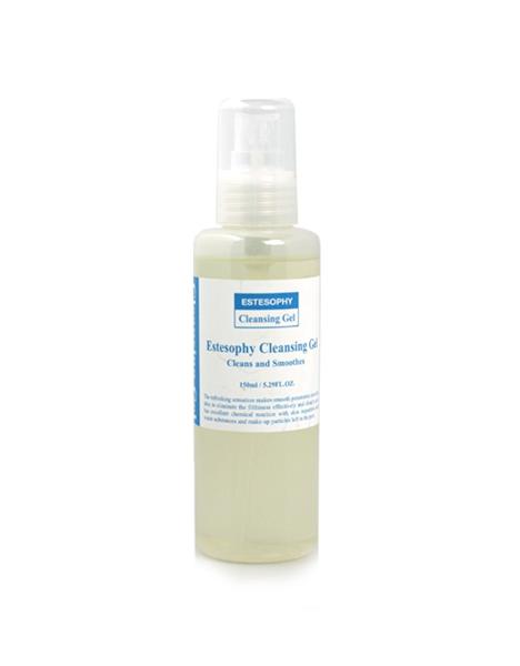 Gel rửa nhẹ làm sạch da và mềm da Mỹ phẩm Estesophy Cleansing Gel 150ml