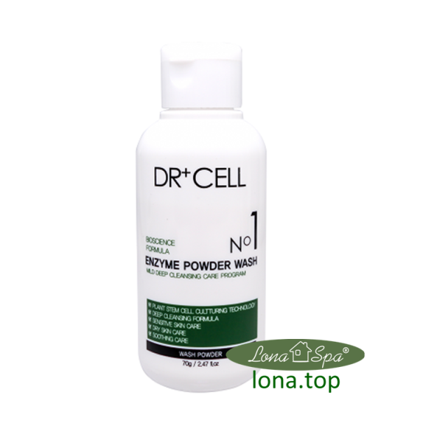 Sửa rửa mặt enzym mỹ phẩm hàn quốc DrPluscell