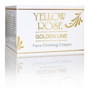 Kem dưỡng săn chắc da từ Vàng 23K Yellow Rose - GOLDEN LINE FACE FIRMING CREAM