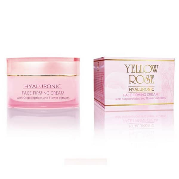 Kem chốngKem chống lão hóa Hyaluronic Yellow Rose- HYALURONIC FACE FIRMING CREAM lão hóa Hyaluronic Yellow Rose- HYALURONIC FACE FIRMING CREAM