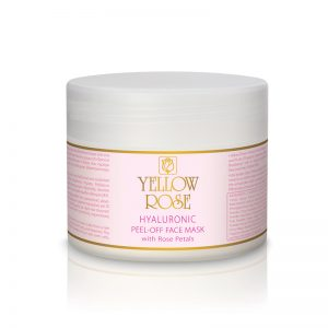 Mặt nạ lột dưỡng ẩm Axit Hyaluronic Yellow Rose- HYALURONIC PEEL OFF FACE MASK