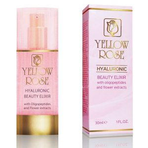 Tinh chất dưỡng ẩm Axit Hyaluronic Yellow Rose- HYALURONIC BEAUTY ELIXIR