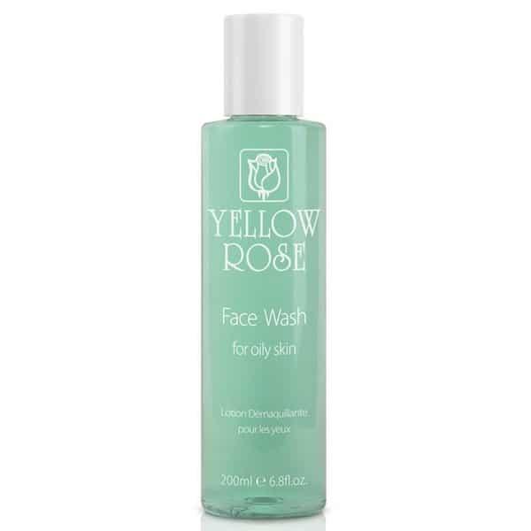 Gel rửa mặt dành cho da nhờn mụn Yellow Rose- FACE WASH FOR OILY SKIN