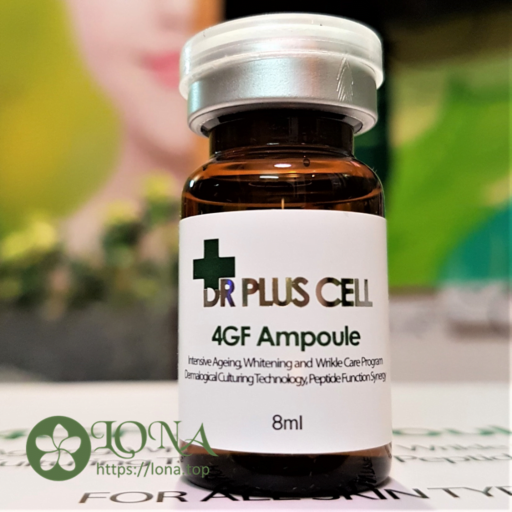 Tế bào gốc DR PLUS CELL 4GF AMPOULE