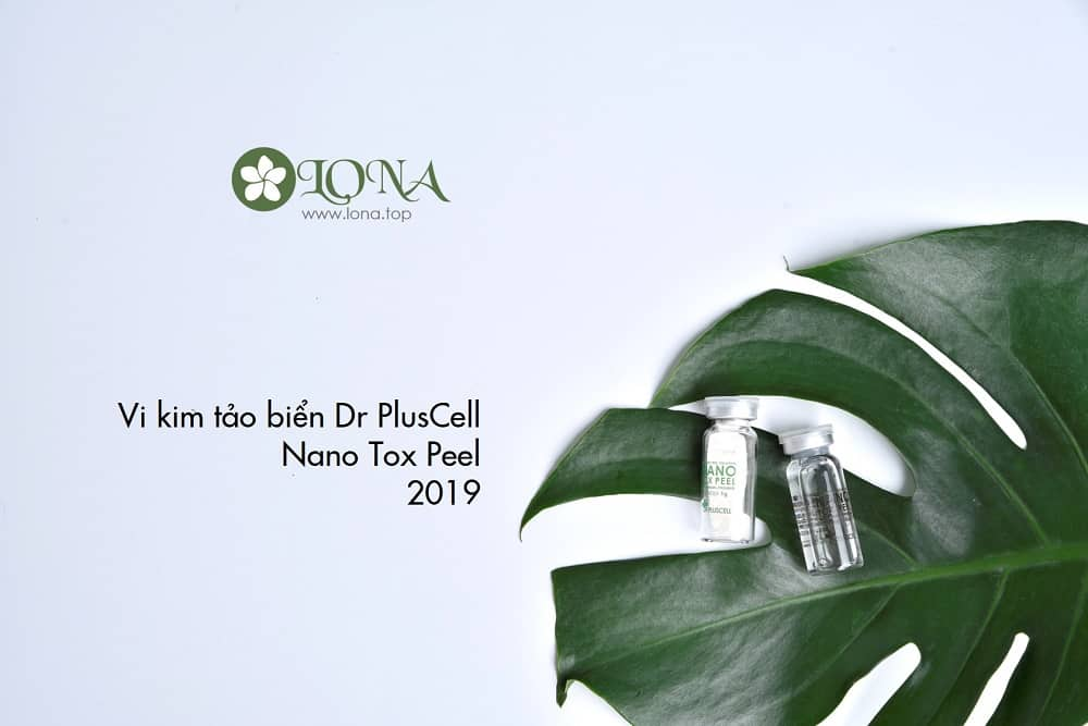 Tảo Dr PlusCell 2019