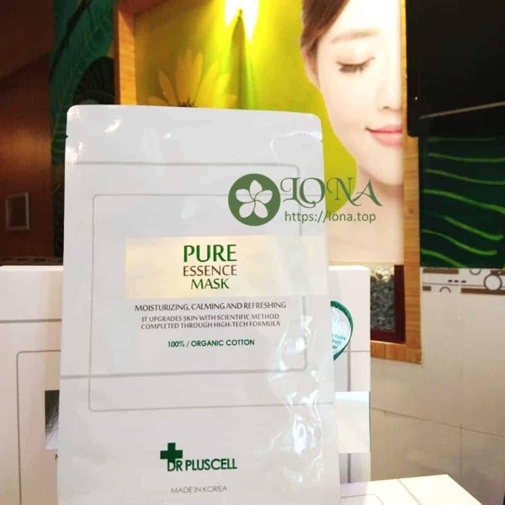 Combo mặt nạ Dr Plus Cell tiết kiệm vừa được giá khuyến mãi vừa giúp quá trình chăm sóc da mặt diễn ra liên tục hiệu quả