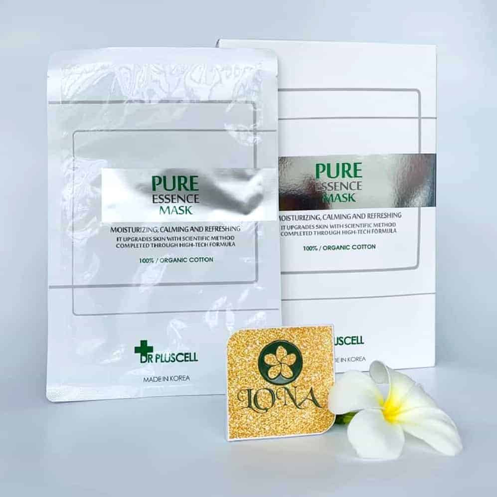 Dr Plus Cell Mask Pure Essence - bộ 5 miếng