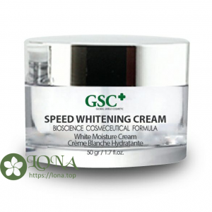 Kem GSC Speed Whitening Cream