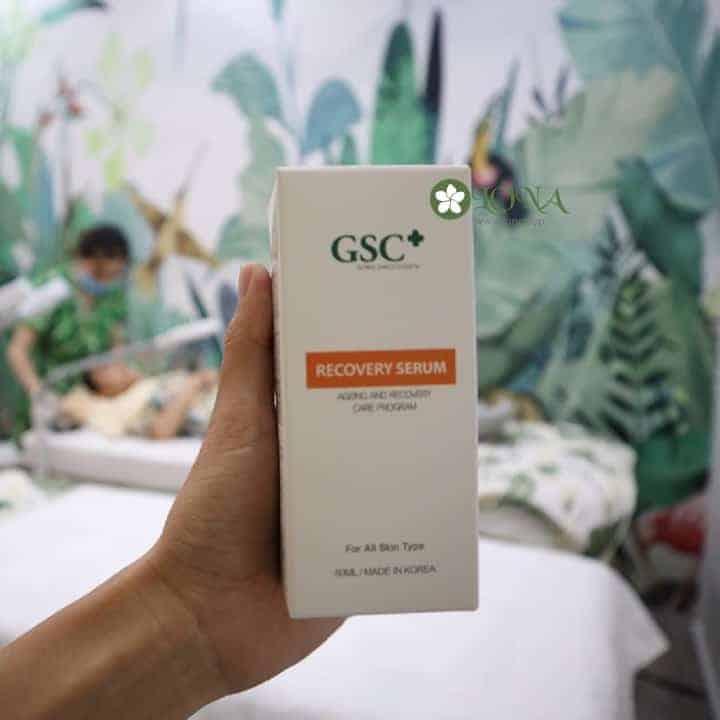 Tinh chất phục hồi da GSC Recovery Serum Hàn Quốc