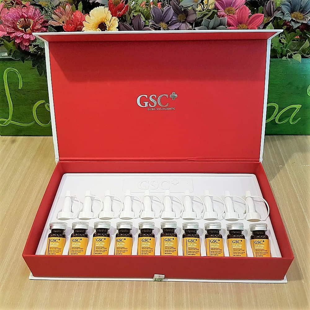 Tế bào gốc GSC trị mụn