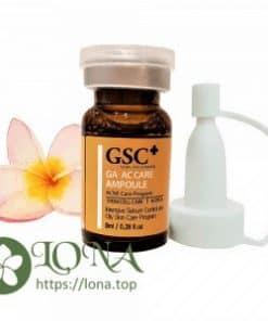 Tế bào gốc trị mụn GSC GA AC CARE AMPOULE