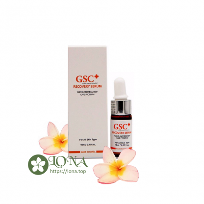 gsc recovery serum