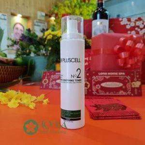 Nước hoa hồng Dr pluscell tặng ngay Tế bào gốc Dr pluscell bất kỳ khi mua từ 3 chai