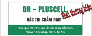 Thương hiệu nhái trên thị trường về Dr pluscell ( Nguồn ảnh: CTNK Quang Nguyễn )