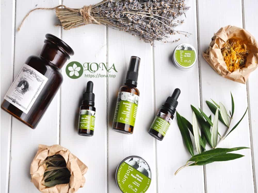 Những mỹ phẩm hữu cơ Botani khác