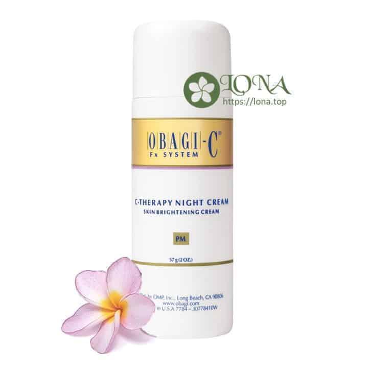 Sử dụng Serum Obagi C Fx System để làn da bừng sáng sau 1 đêm