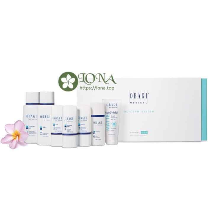 Chị em có thể sử dụng trọn bộ Obagi dưỡng trị nám để làn da luôn sáng mịn