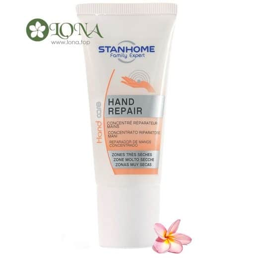 Kem dưỡng phục hồi da tay, giúp làn da luôn mềm mượt và ẩm mịn