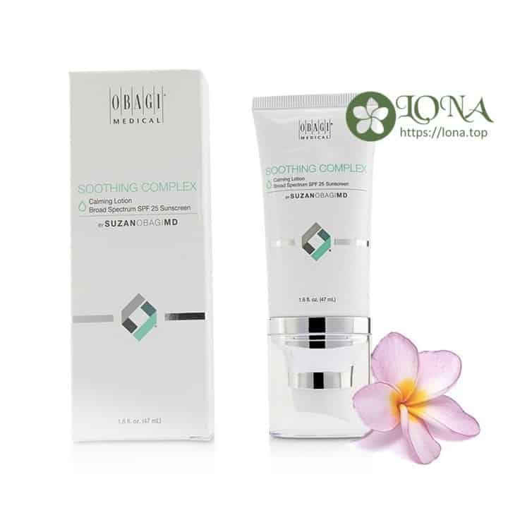 Obagi Soothing Complex Calming Lotion Broad Spectrum SPF 25