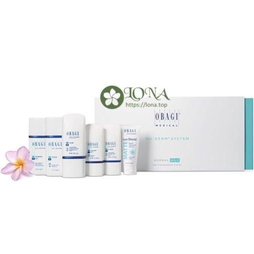 Obagi Nu Derm Transformation Kit Norm Oily Skin