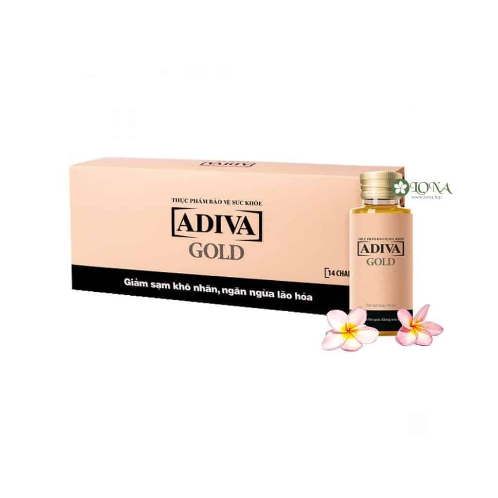 Collagen Adiva Gold chống lão hóa