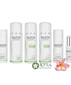 Mỹ phẩm Dalton chăm sóc chuyên sâu cho da mụn và da dễ nổi mụn (Mới)