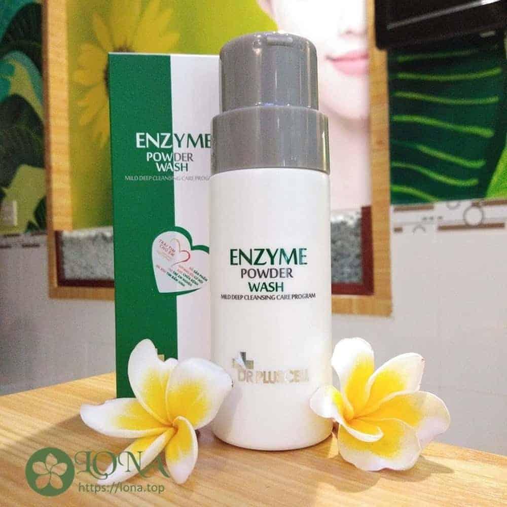 Sữa rửa mặt Dr Pluscell Enzyme Powder Wash