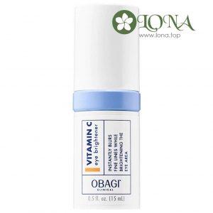 Serum sáng da giảm thâm mắt OBAGI CLINICAL Vitamin C Eye Brightener