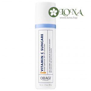 Kem chống nắng dưỡng sáng da CLINICAL Vitamin C Suncare SPF 30 Sunscreen Obagi