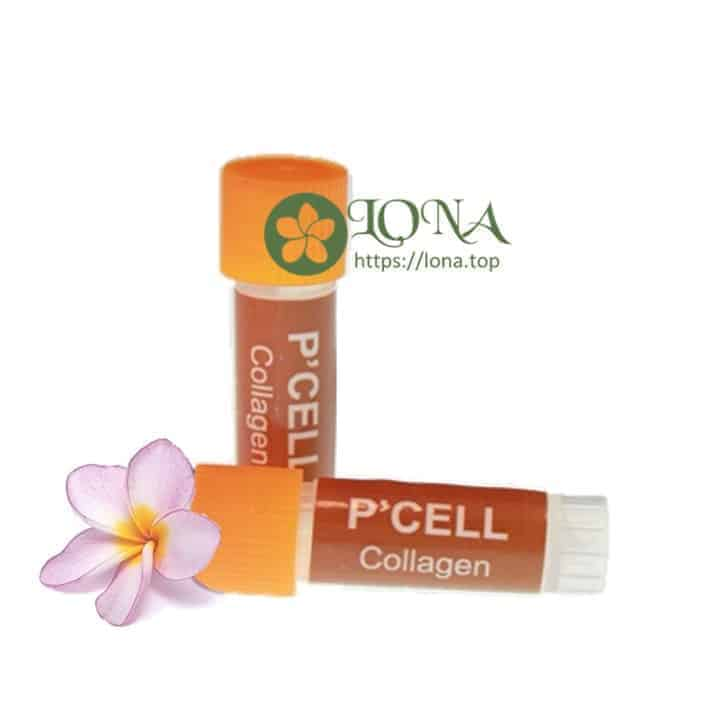 p'cell collagen daily