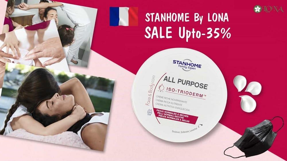 Kem dưỡng ẩm Stanhome