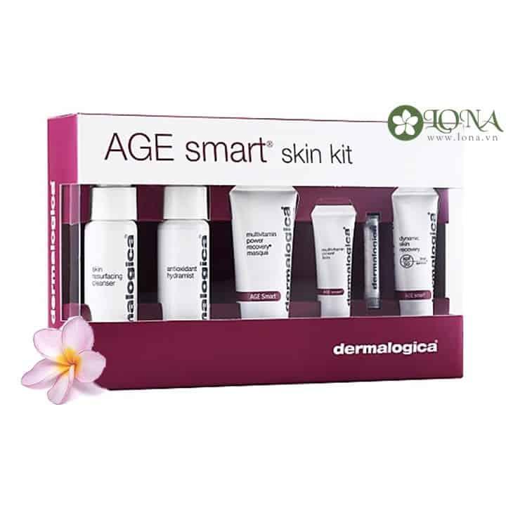 Bộ sản phẩm Dermalogica Age Smart Kit