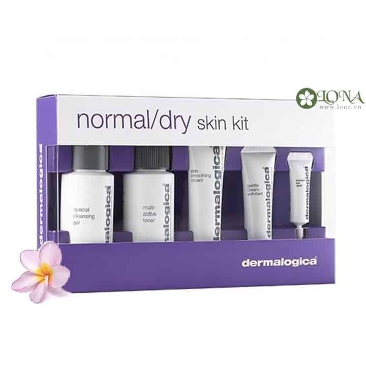 Bộ sản phẩm Normal Dry Skin Kit Dermalogica