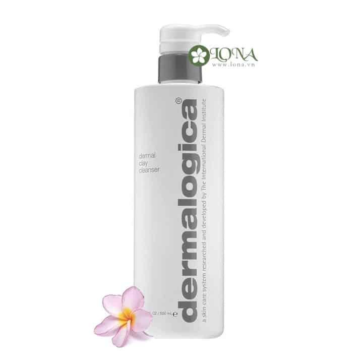 Sữa rửa mặt Dermalogica Dermal Clay Cleanser