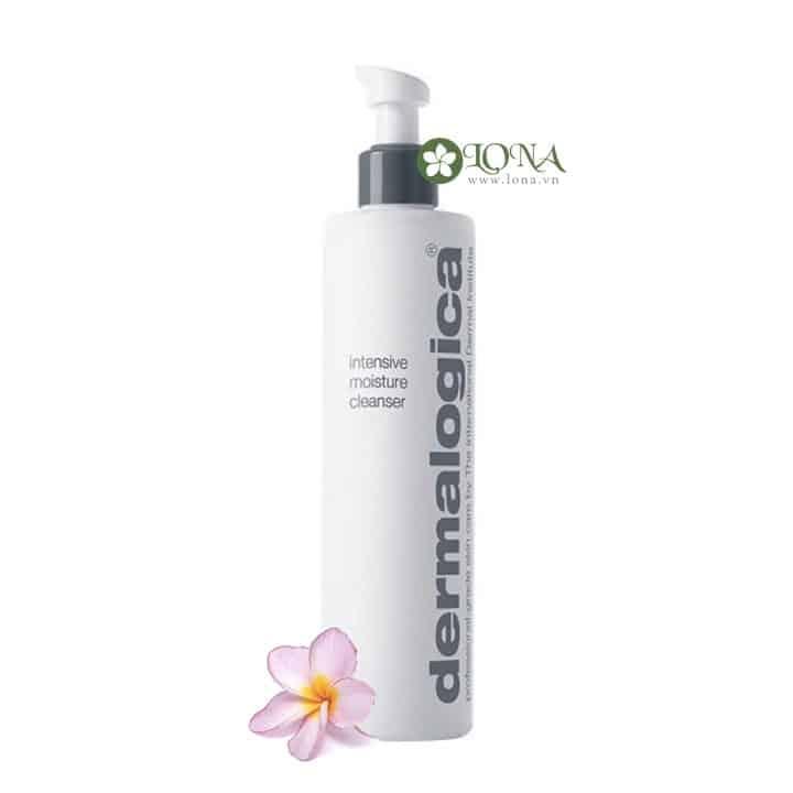 sữa rửa mặt dermalogica intensive moisture cleanser