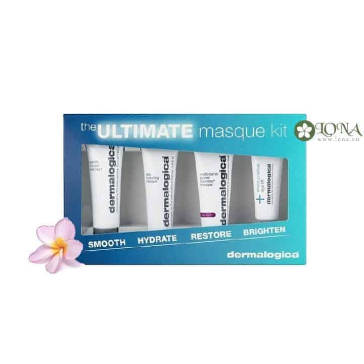 Ultimate Masque Kit bộ mặt nạ dưỡng da Dermalogica